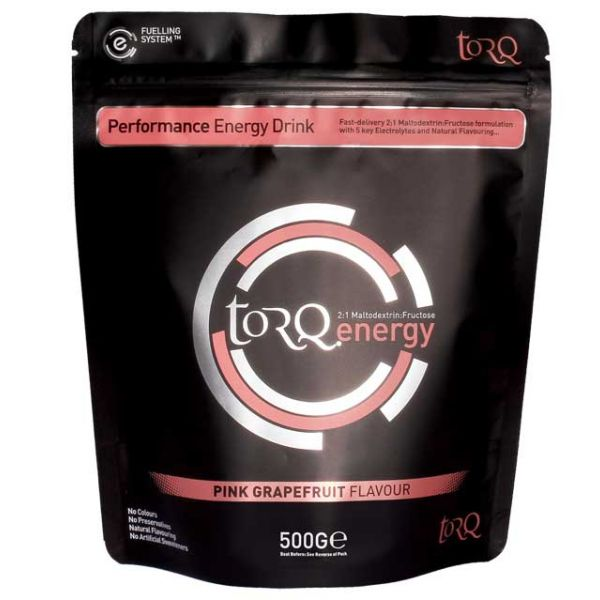 TORQ ENERGY - Natural Pink Grapfruit 500g