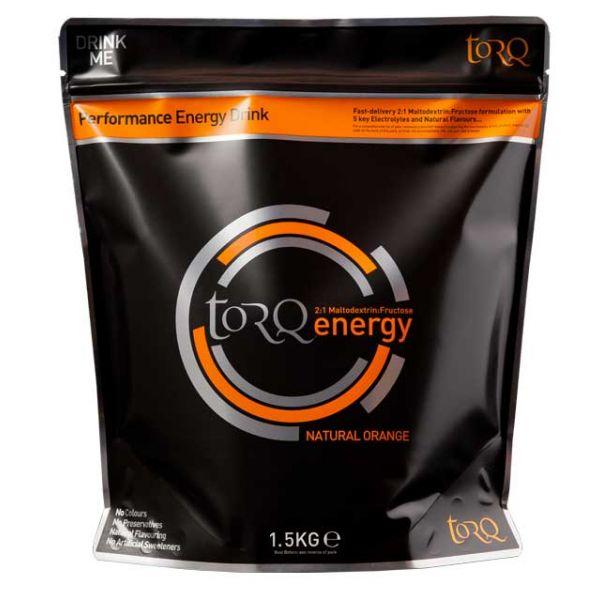 TORQ ENERGY - Natural orange 1,5kg